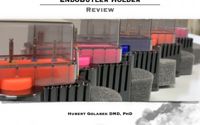 EndoButler Holder Review;  By Hubert Golabek DMD, PhD